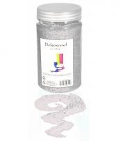Witte zand korreltjes 500 gram