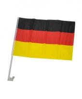 Wk auto vlag duitsland