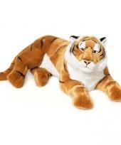 Wnf bruine tijger liggend 81 cm