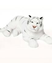 Wnf witte tijger liggend 81 cm