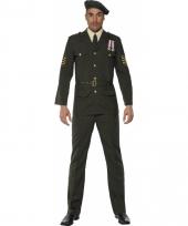 Woii officieren pak voor heren