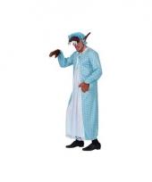 Wolf in pyjama kostuum heren
