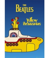 Yellow submarine poster 91 5 cm