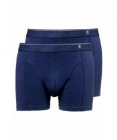 Zachte katoenen heren shorts ten cate 2 pak 10058421
