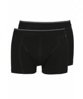 Zachte katoenen heren shorts ten cate 2 pak