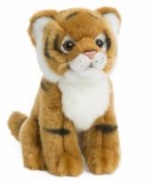 Zittende tijger knuffel van het wnf 10086518