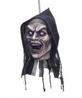 Zombie decoratie hoofd