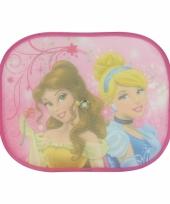 Zonwerend autoscherm disney princess 2 stuks
