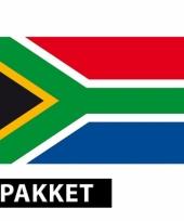 Zuid afrikaanse decoratie pakket
