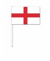 Zwaaivlaggetjes engelse vlag 10042848