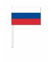 Zwaaivlaggetjes russische vlag