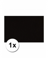 Zwart knutsel karton a4
