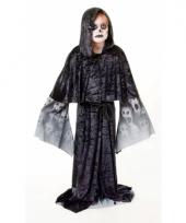 Zwarte gothic gewaad voor jongens